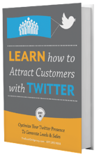 eBook: Learn how to Attract Customers With Twitter