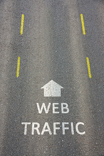 need to increase web traffic