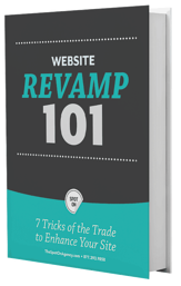 eBook: Website Revamp 101 - 7 Tricks to Enhance Your Site