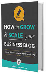 eBook: How to Grow & Scale Your Business Blog