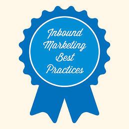 best practices inbound marketing
