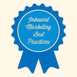 best practices inbound marketing