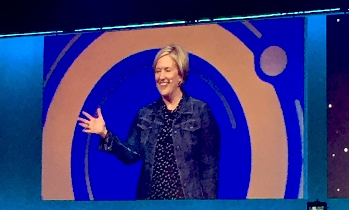 Brene Brown at Inbound 2017