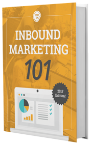 eBook: Inbound Marketing 101 (2017 Edition)