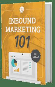 eBook: Inbound Marketing 101 (2017 Edition)