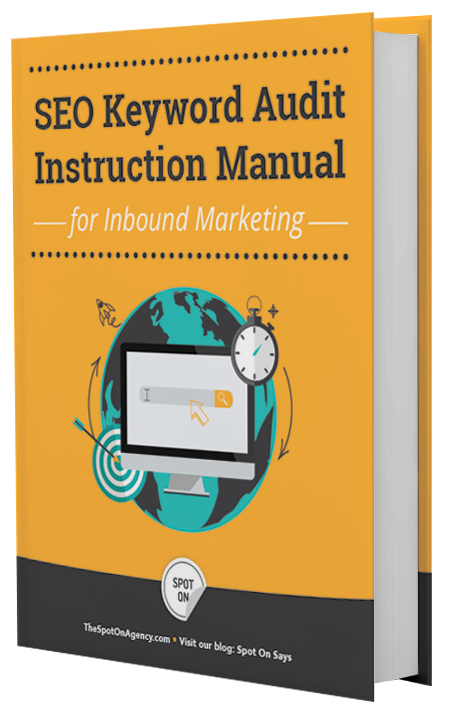 eBook: SEO Keyword Audit Instruction Manual for Inbound Marketing