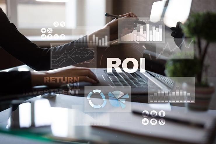 social media measuring ROI