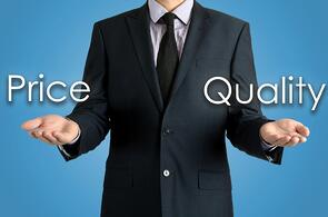 Balancing Budget With Quality in Software Marketing