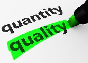 Website Traffic that Sells Software: Quantity Versus Quality