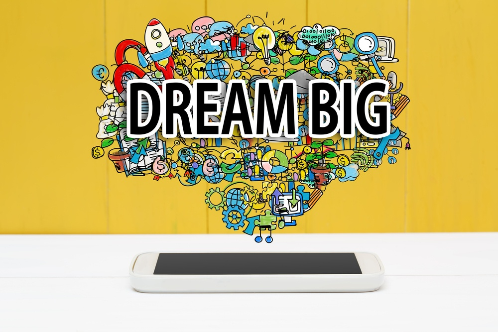 Think Small, Dream Big for SaaS Success