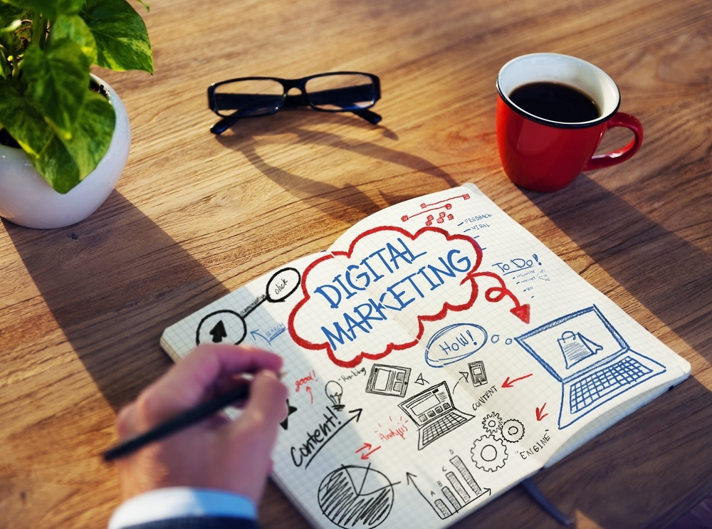 what is digital marketing strategy