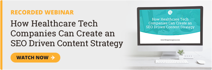 Create an SEO Driven Content Strategy