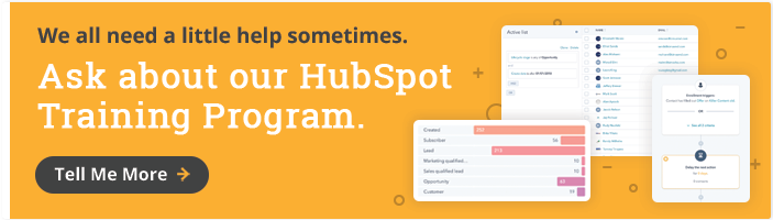 Hubspot Training